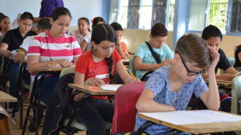 Presentarán 62 mil estudiantes examen de ingreso a secundaria