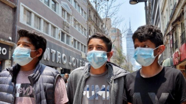 Contaminación no cede en el Valle de México