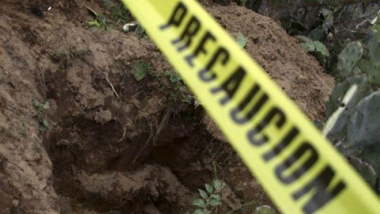 Localizan en Guanajuato ocho fosas clandestinas