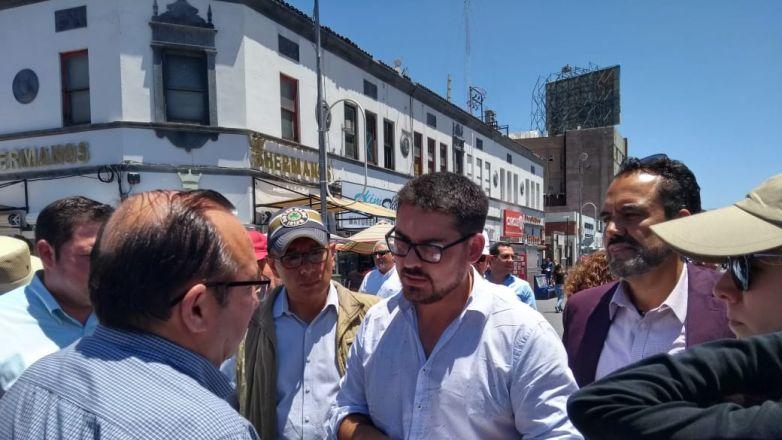 En días, SEDATU definirá montos y proyectos para obras en Juárez