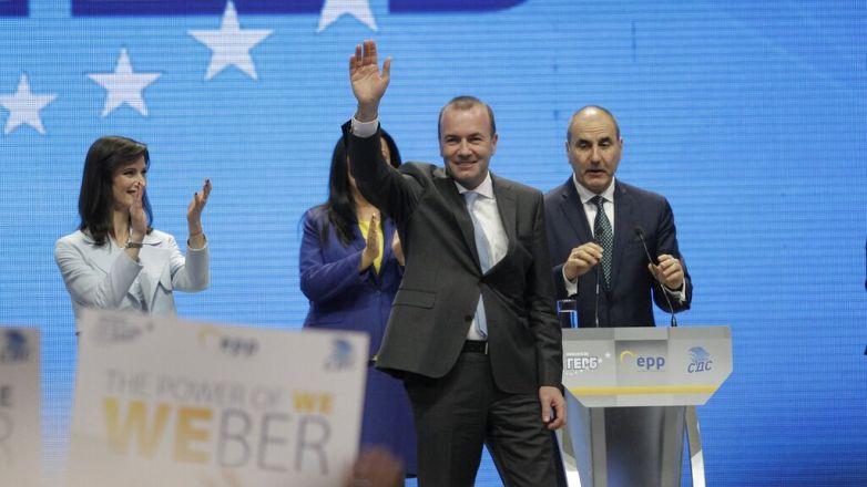 Candidato promete a Bulgaria mano dura en inmigración
