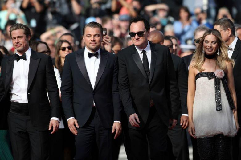 Tarantino estrena cuento de hadas en Cannes