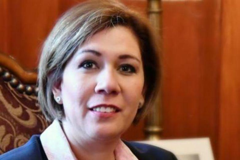 Ratifica Congreso a Mónica Vargas como titular de la Función Pública