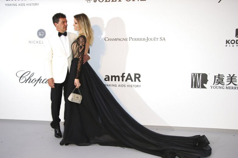Gala AmfAR cerca de Cannes recauda 15 millones