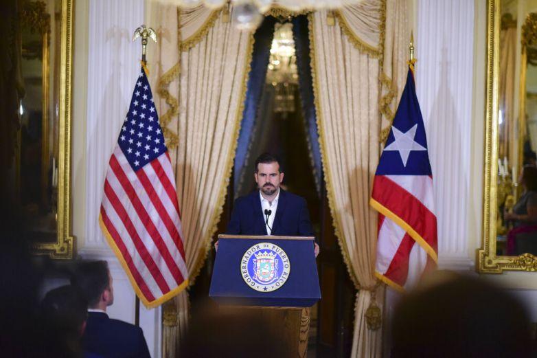Gobernador de Puerto Rico se disculpa por decir groserías