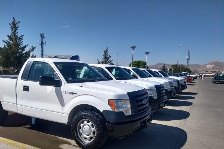 Donará la SSPM vehículos a otras dependencias