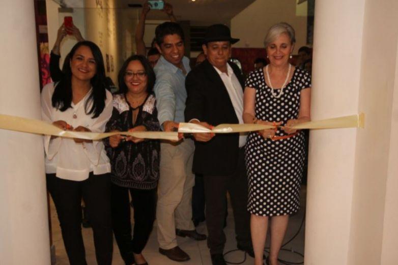 """Inauguran exposición """"Delicias, lugar de la gran promesa"""""""
