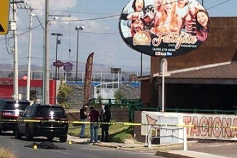 Ejecutan a dos en restaurante de Delicias