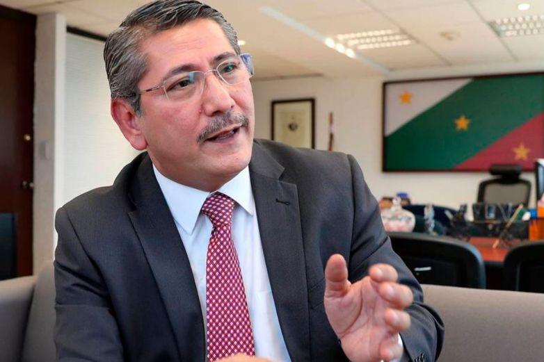 Nombran a Alfredo Higuera nuevo titular de la SEIDO