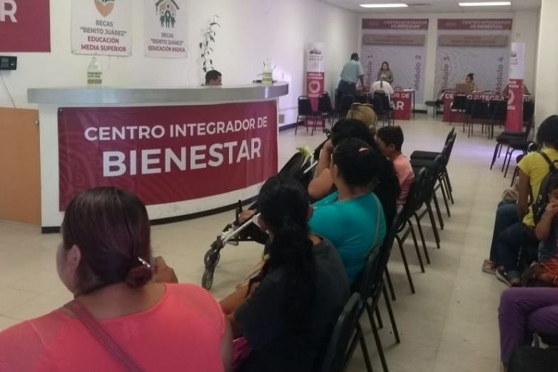 """""""68 y Más"""" beneficia en Juárez a 60 mil"""