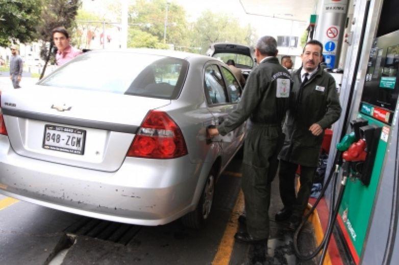 Aumenta estímulo fiscal para gasolina