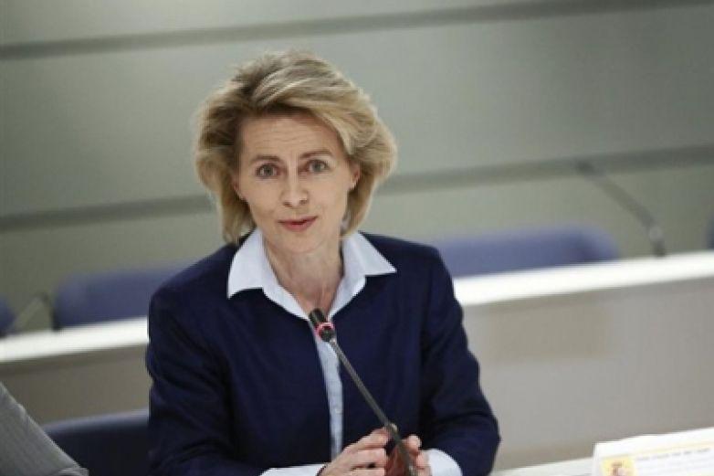 Ursula von der Leyen es electa primera presidenta de CE