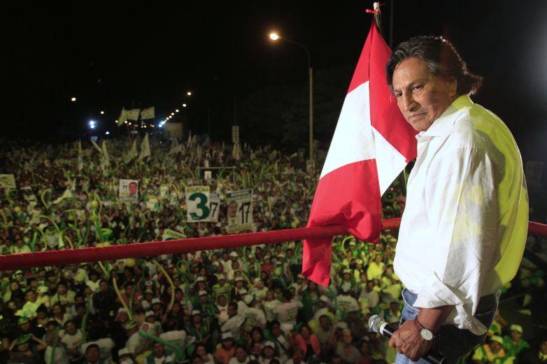 Cae en EU expresidente de Perú acusado de corrupción