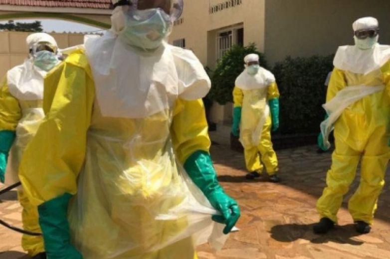 Muere primera víctima de ébola