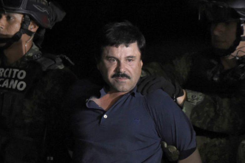 """""""El Chapo"""" disgustado con resultado de juicio"""