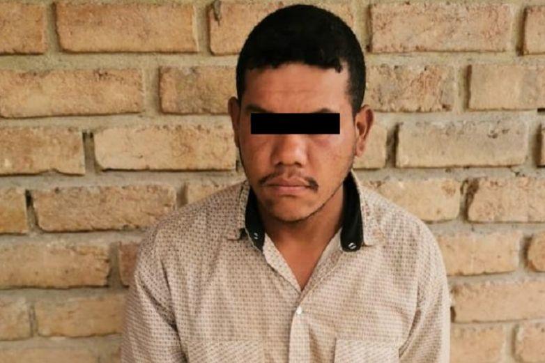 Cae hondureño por violar a menor