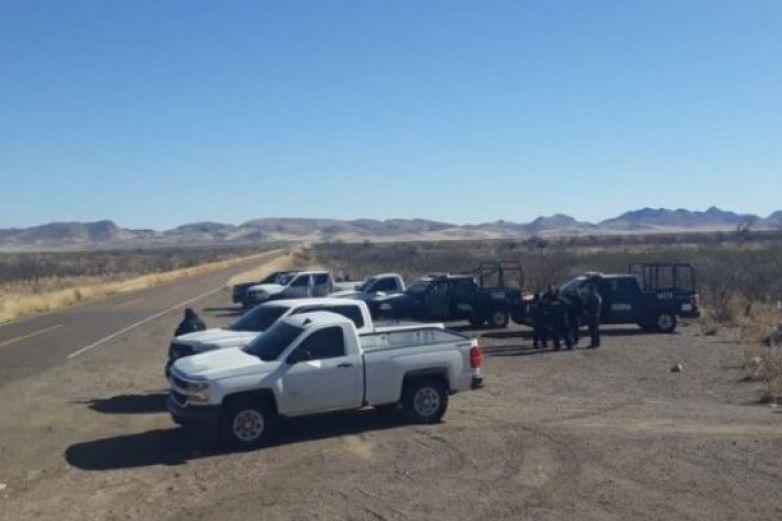 Atribuyen muerte de policías de Conchos a grupo delictivo de Parral