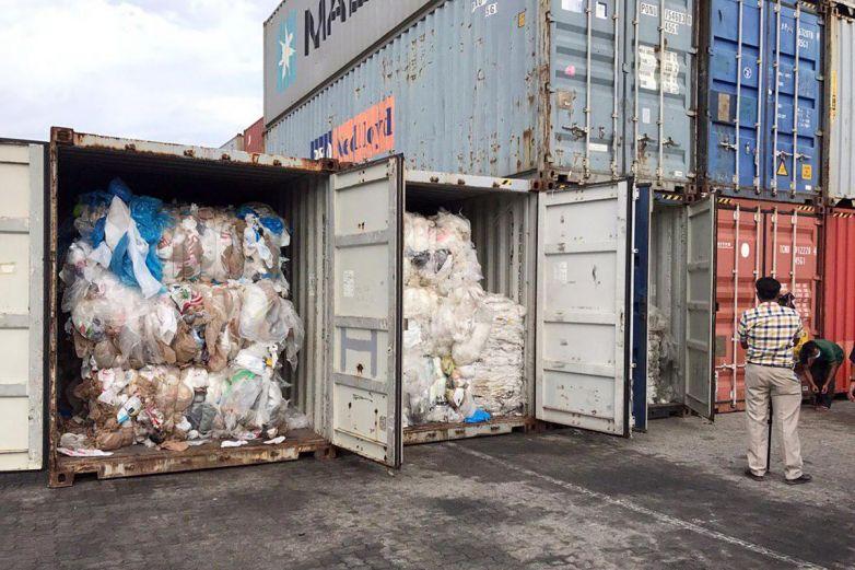 Camboya investiga cargamentos de basura de EU y Canadá