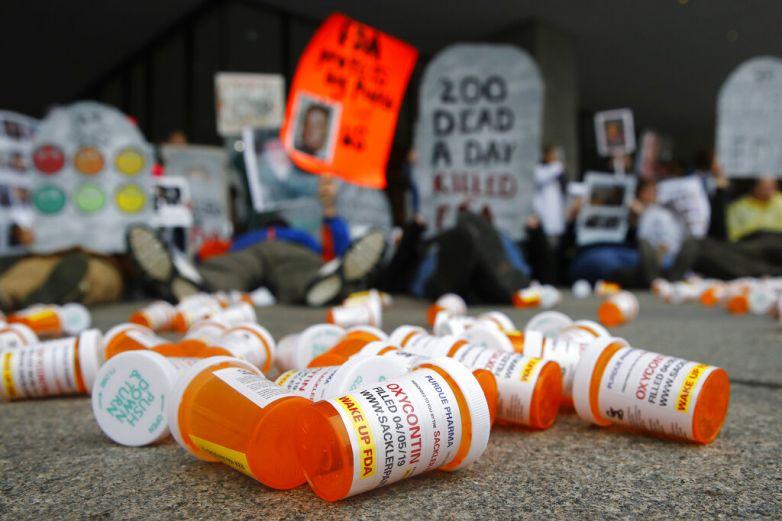 Disminuyen muertes por sobredosis en EU
