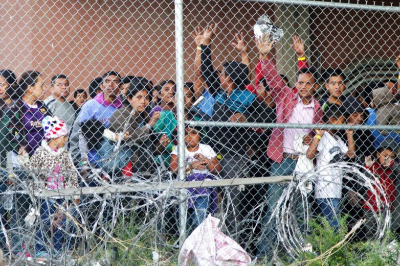Llegarán más soldados de EU a frontera con México