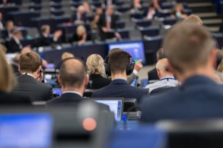 Parlamento Europeo fustiga la política migratoria de EU