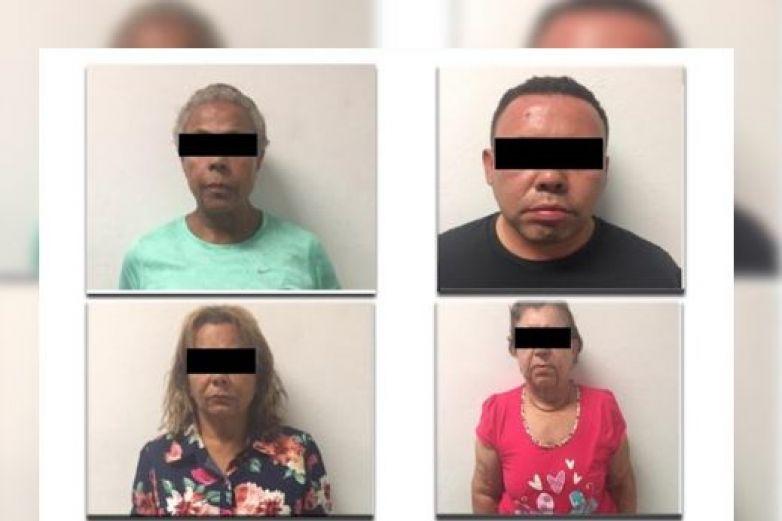 Vinculan a proceso a colombianas por robo y secuestro