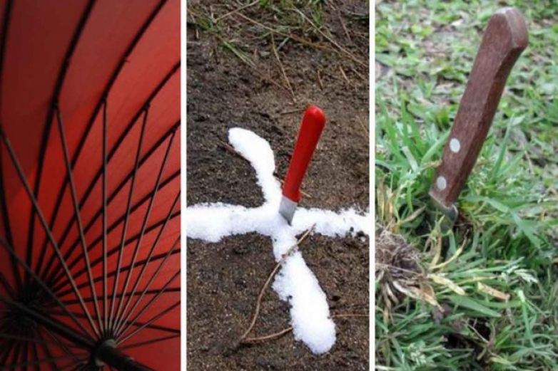 Rituales tradicionales para 'evitar' la lluvia