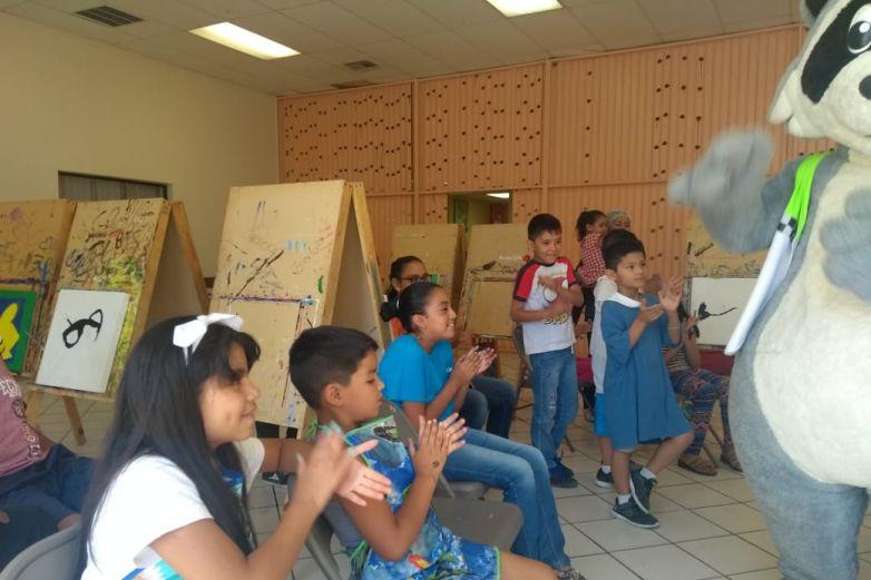 Enseñan cultura vial a niños
