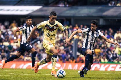 América y Monterrey sin suspendidos para la ida