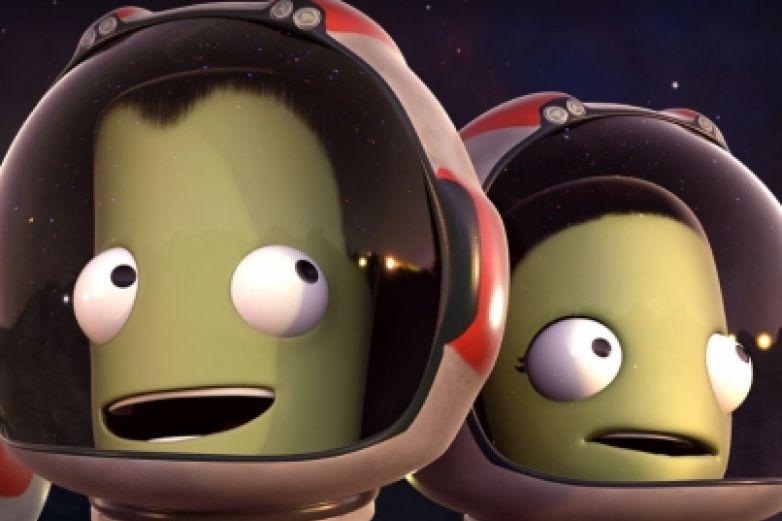 Practican astronautas con videojuego