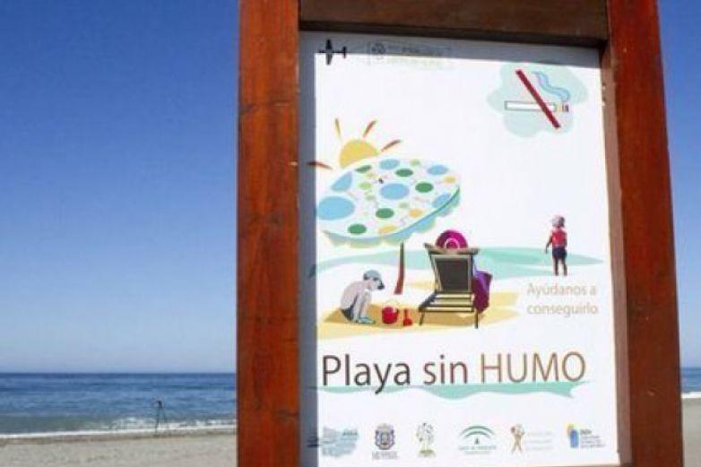 Crece el número de playas sin humo en España