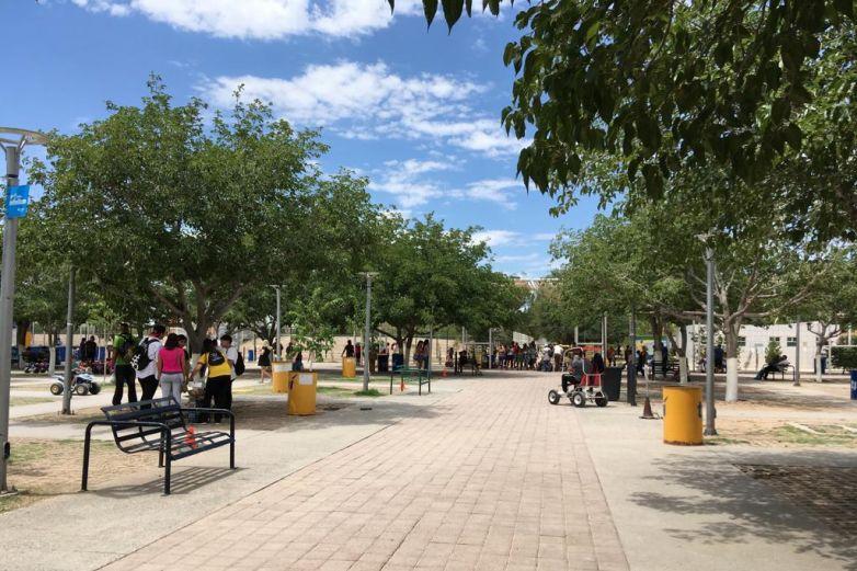 Invitan a celebrar el Día del Amor y la Amistad en el Parque Central