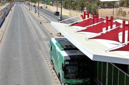 Ecobús en Tecnológico restructurará otras rutas de transporte