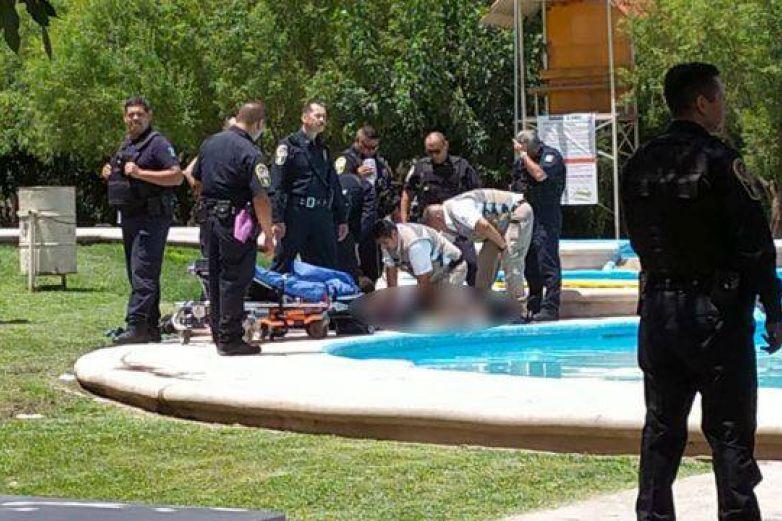 Muere menor ahogado en balneario