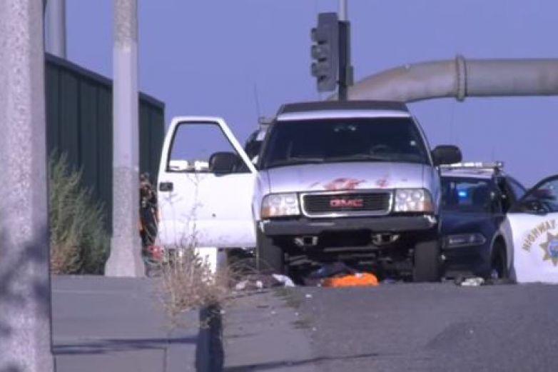 Tiroteo en California deja un oficial muerto