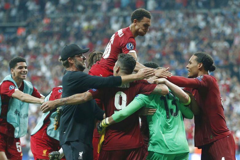 Gana Liverpool la Supercopa de Europa