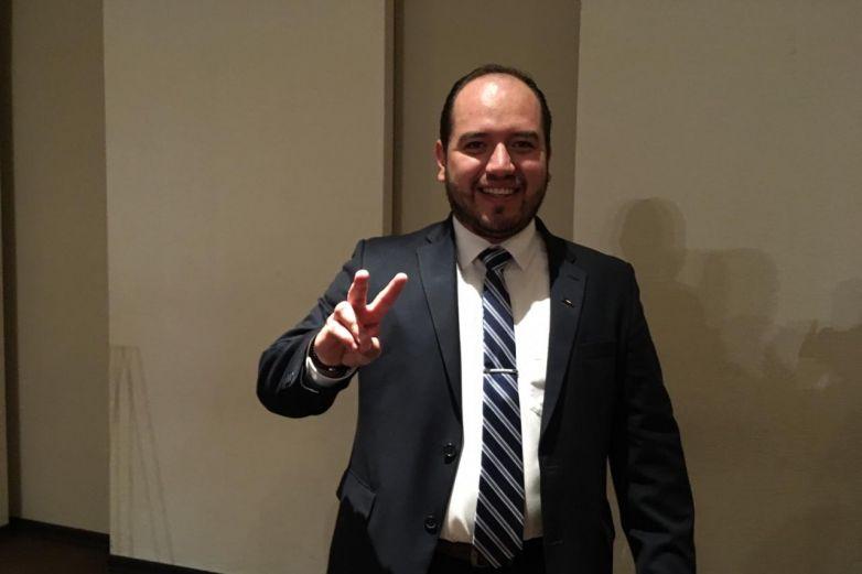 Reeligen a Joob Quintín como dirigente del PAN en Juárez