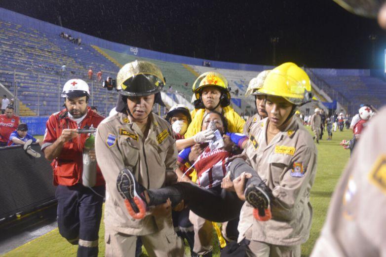 Batalla campal deja 4 muertos en partido de futbol