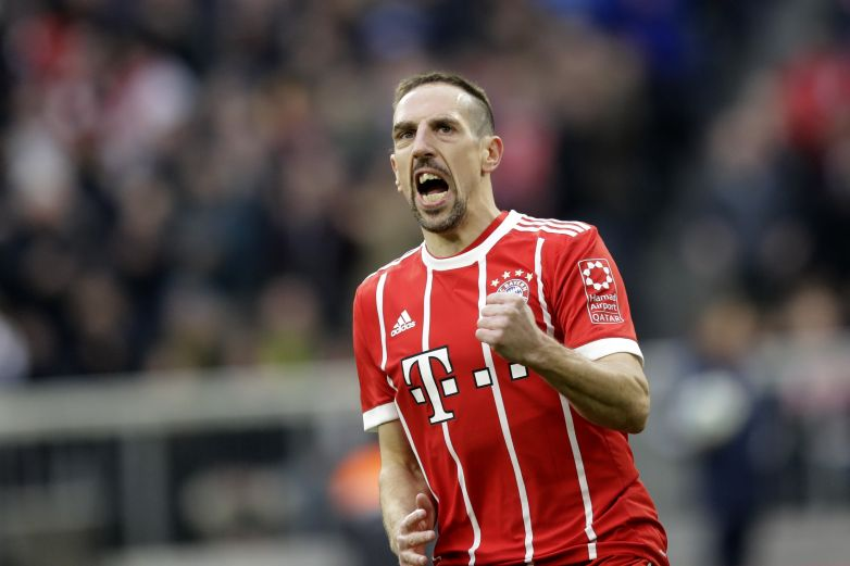 Fiorentina firma a Franck Ribery