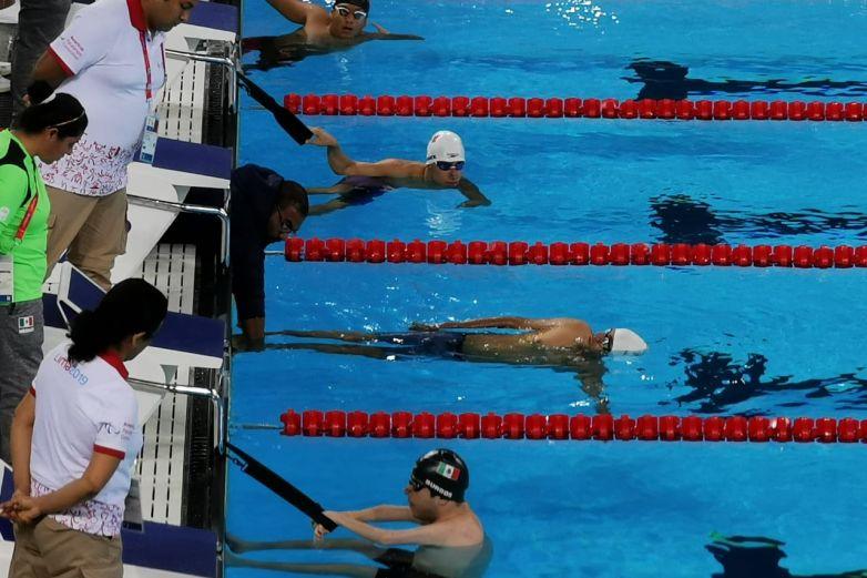 Nadadores mexicanos ganan ocho medallas en Lima 2019