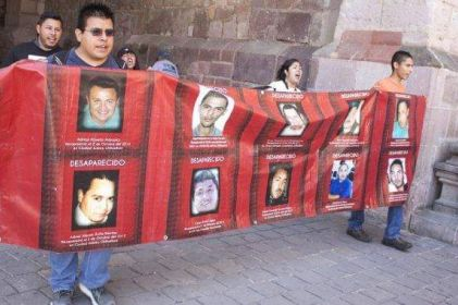 Denuncian casi 9 mil abusos en derechos humanos