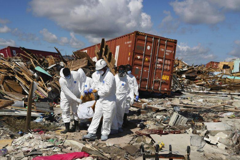 Deja 'Dorian' 2 mil 500 desaparecidos en Bahamas