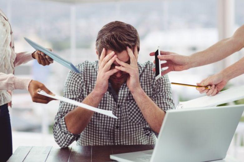 Desde hoy tu jefe está obligado a cuidarte del estrés