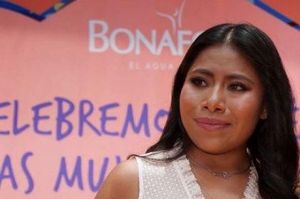 Yalitza Aparicio dice que voz femenina debe alzarse en todos los lugares