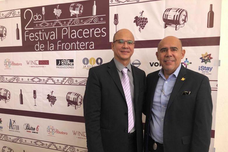 Tarde de vino y música en Festival Placeres de la Frontera