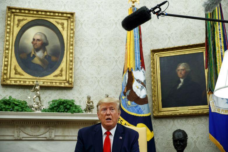 Posterga Trump dos semanas aumento arancelario a China