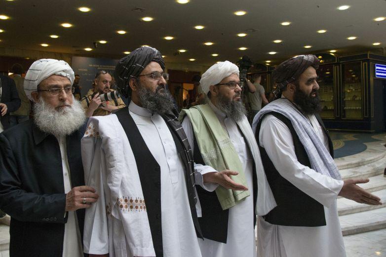 Buscan talibanes pacto con EU; algunos tienen más prisa