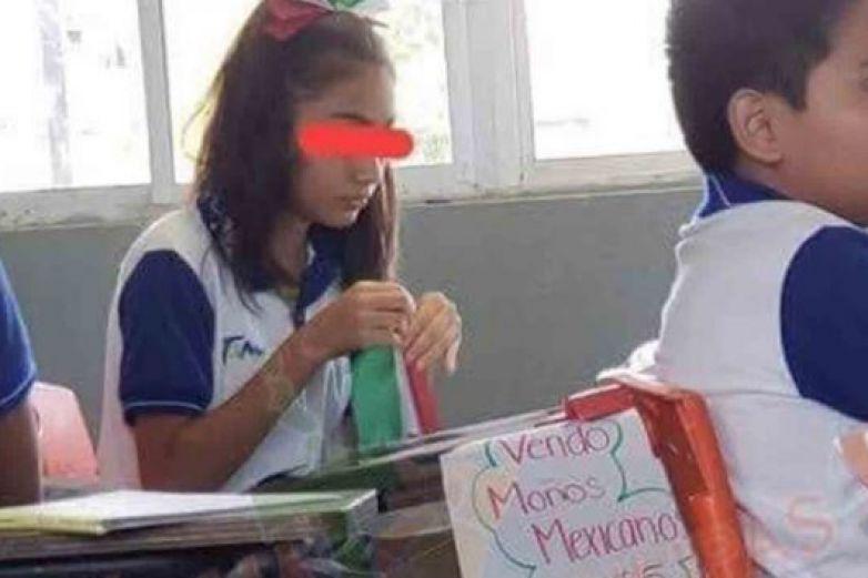 Alumna es 'bulleada' por vender moños en la escuela