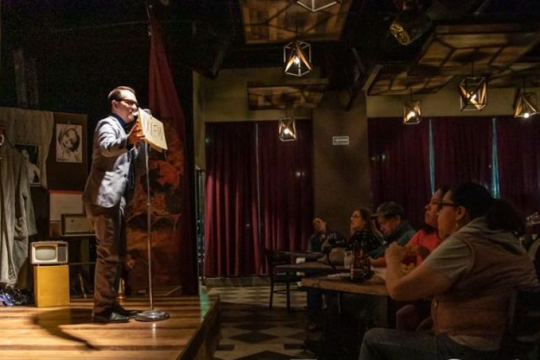 Cafés, los nuevos 'teatros' de Juárez