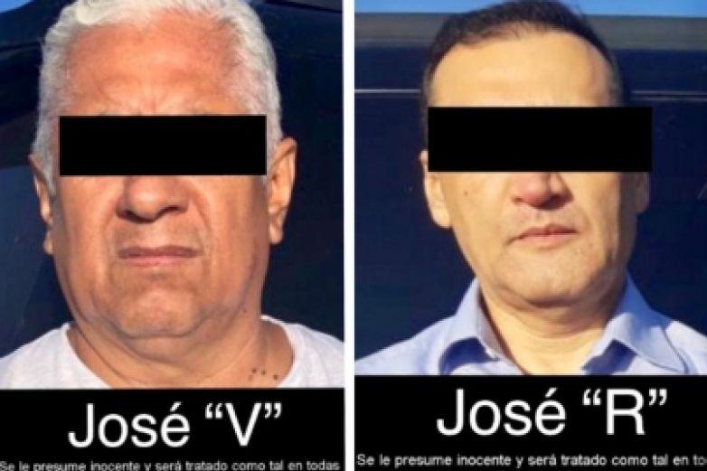 Van a proceso presuntos socios de Juan Collado